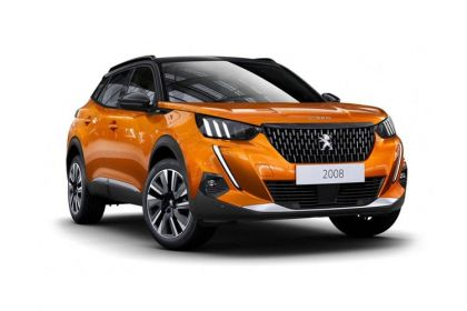 Buy Peugeot 2008 outright purchase cars