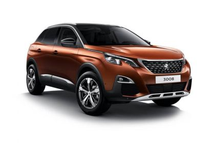 Buy Peugeot 3008 outright purchase cars