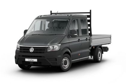 Buy Volkswagen Crafter outright purchase vans