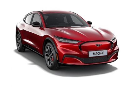Lease Ford Mustang MACH-E car leasing