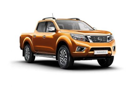 Buy Nissan Navara outright purchase vans