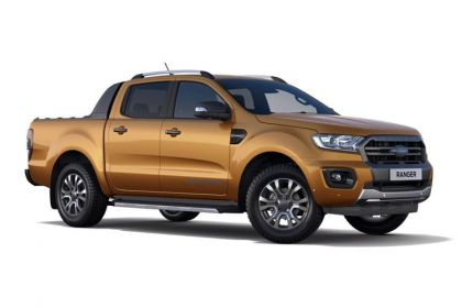 Buy Ford Ranger outright purchase vans