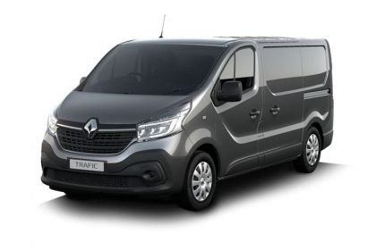 Buy Renault Trafic outright purchase vans