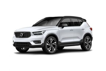 Buy Volvo XC40 outright purchase cars