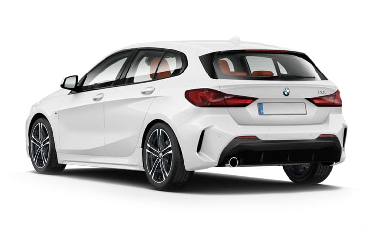BMW 1 Series 118 Hatch 5Dr 1.5 i 136PS SE 5Dr Manual [Start Stop] back view