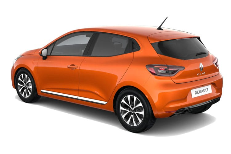 Renault Clio Hatch 5Dr 1.0 TCe 100PS RS Line Bose Edition 5Dr Manual [Start Stop] back view