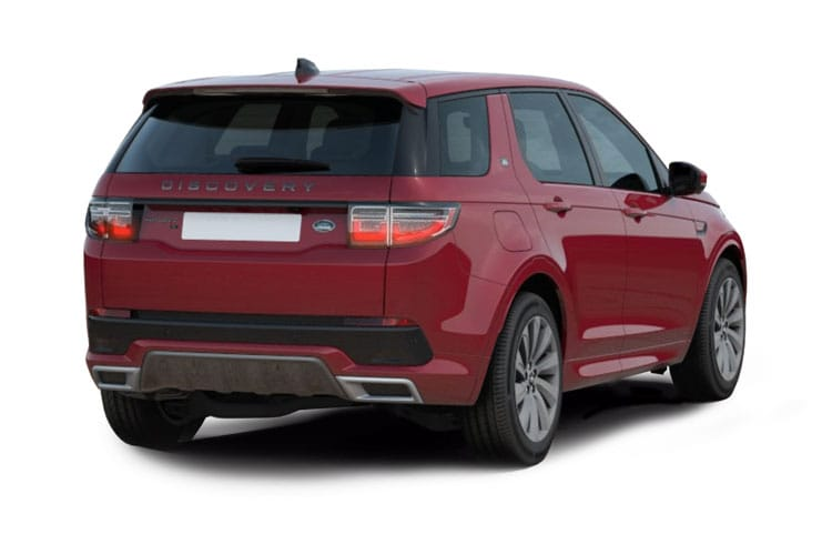 Land Rover Discovery Sport SUV 2.0 D MHEV 204PS R-Dynamic SE 5Dr Auto [Start Stop] [7Seat] back view