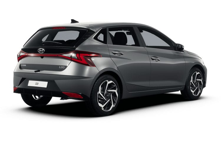 Hyundai i20 Hatch 5Dr 1.0 T-GDi 100PS Play 5Dr Manual [Start Stop] back view