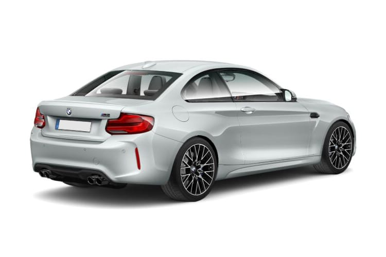 BMW 2 Series 220 xDrive Coupe 2.0 d 190PS Sport 2Dr Auto [Start Stop] back view