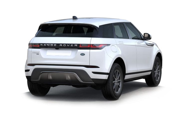 Land Rover Range Rover Evoque SUV 5Dr 2.0 D MHEV 240PS R-Dynamic S 5Dr Auto [Start Stop] back view