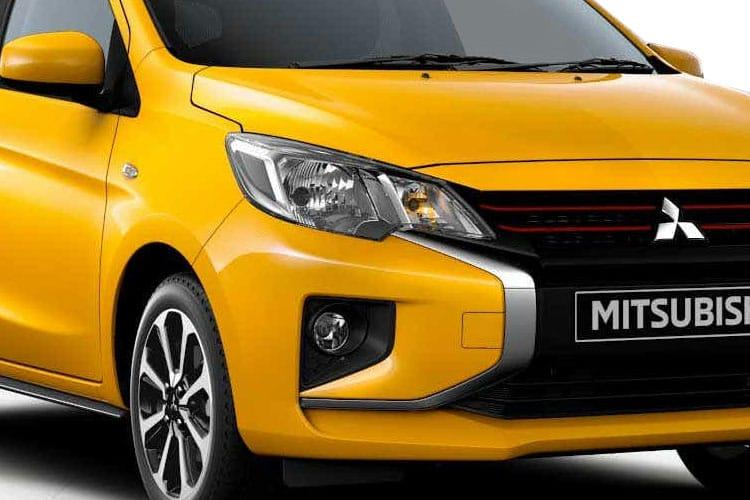 Mitsubishi Mirage Hatch 5Dr 1.2  71PS Design Pro 5Dr Manual [Start Stop] detail view