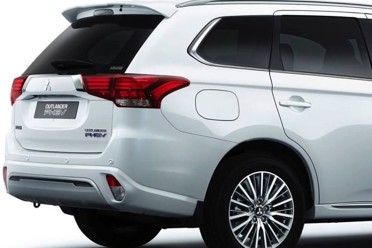 Mitsubishi Outlander PHEV SUV 2.4 h TwinMotor 13.8kWh 224PS Dynamic Safety 5Dr CVT [Start Stop] detail view
