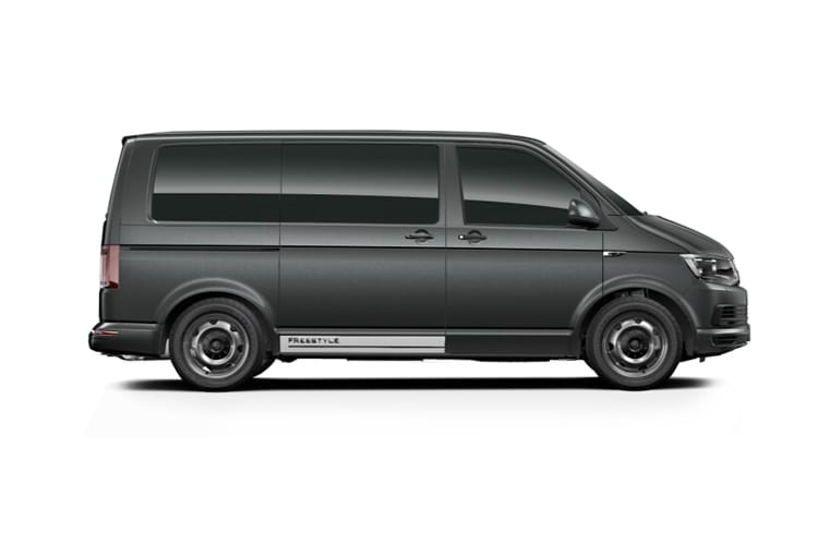 Volkswagen Transporter Shuttle SWB M1 2.0 TDI FWD 110PS S Minibus Manual [Start Stop] detail view