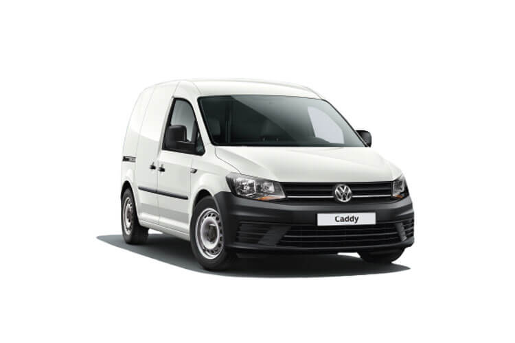 Volkswagen Caddy Maxi C20 N1 2.0 TDI FWD 102PS Kombi Business Crew Van DSG [Start Stop] front view