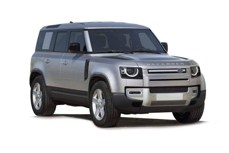 Land Rover Defender 90 SUV 3Dr 3.0 D MHEV 200PS S 3Dr Auto [Start Stop] [5Seat] front view