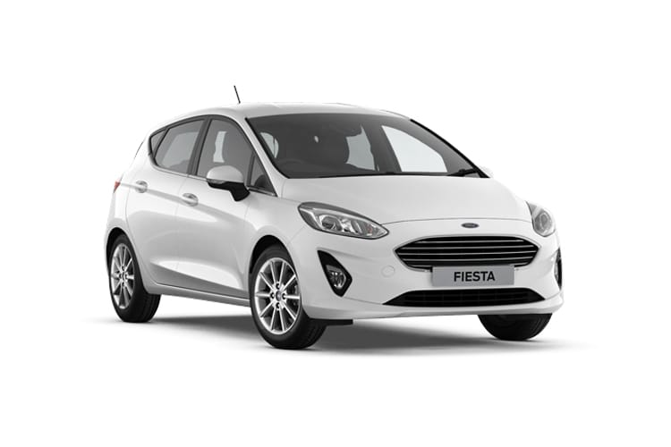 Ford Fiesta Hatch 5Dr 1.5 TDCi 85PS Trend 5Dr Manual [Start Stop] front view