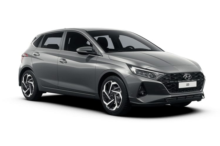 Hyundai i20 Hatch 5Dr 1.0 T-GDi 100PS Play 5Dr Manual [Start Stop] front view