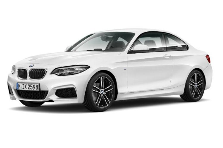 BMW 2 Series 220 xDrive Coupe 2.0 d 190PS Sport 2Dr Auto [Start Stop] front view