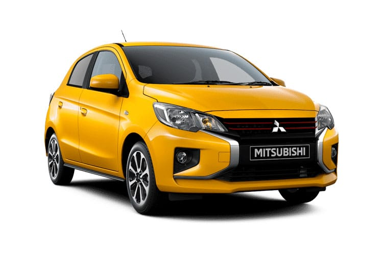 Mitsubishi Mirage Hatch 5Dr 1.2  71PS Design Pro 5Dr Manual [Start Stop] front view