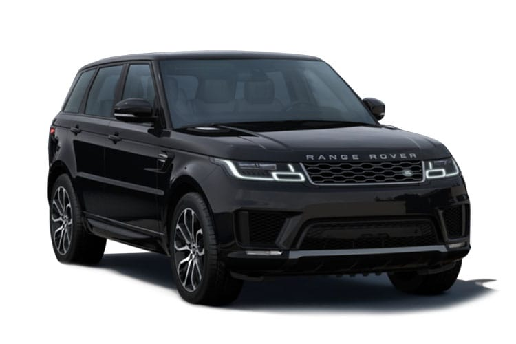 Land Rover Range Rover Sport SUV 3.0 D MHEV 350PS HST 5Dr Auto [Start Stop] [5Seat] front view