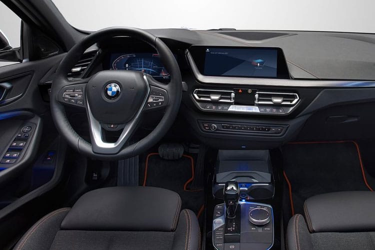 BMW 1 Series 118 Hatch 5Dr 1.5 i 136PS SE 5Dr Manual [Start Stop] inside view