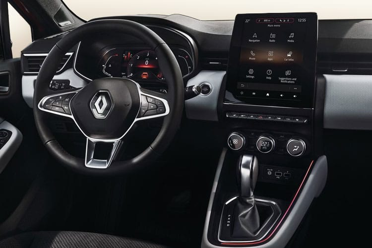 Renault Clio Hatch 5Dr 1.0 TCe 100PS RS Line Bose Edition 5Dr Manual [Start Stop] inside view