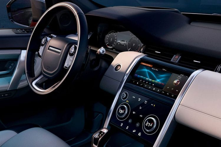 Land Rover Discovery Sport SUV 2.0 D MHEV 180PS S 5Dr Auto [Start Stop] [5Seat] inside view