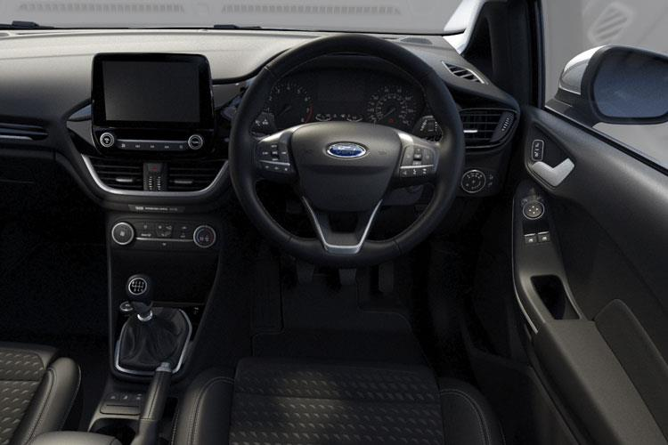 Ford Fiesta Hatch 5Dr 1.5 TDCi 85PS Trend 5Dr Manual [Start Stop] [SNav] inside view