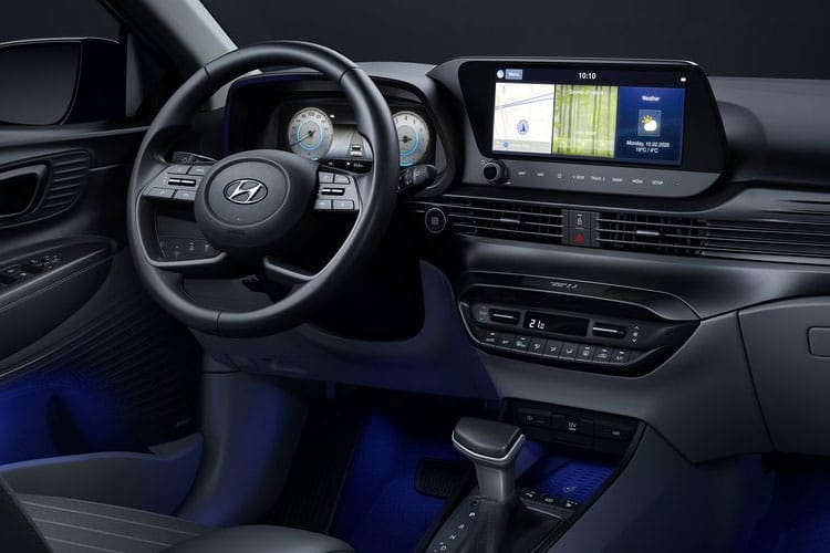 Hyundai i20 Hatch 5Dr 1.0 T-GDi 100PS Play 5Dr Manual [Start Stop] inside view