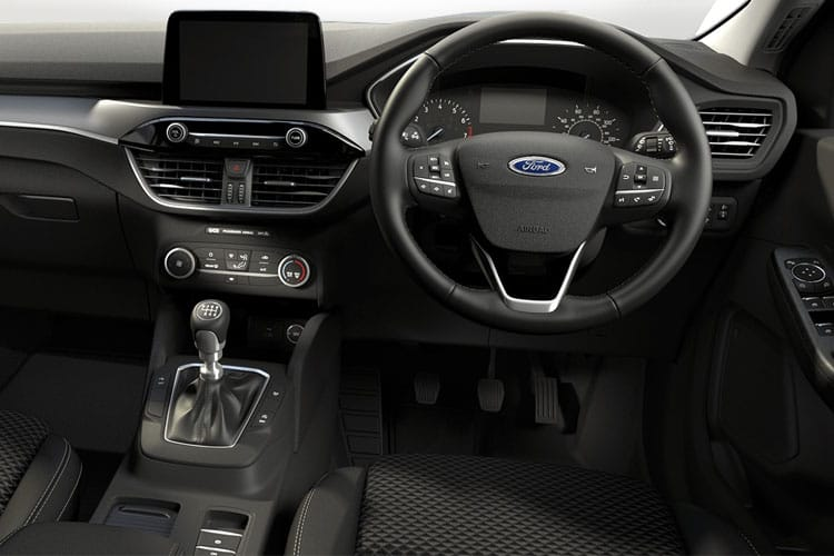 Ford Kuga SUV 2WD 1.5 T EcoBoost 150PS Zetec 5Dr Manual [Start Stop] inside view
