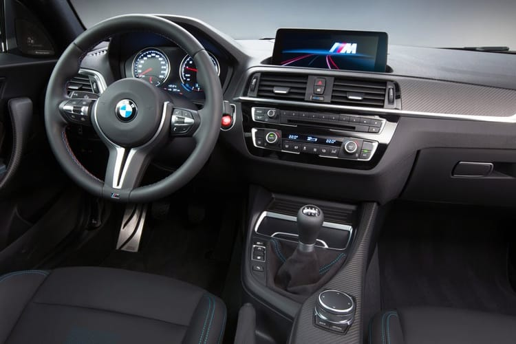 BMW 2 Series 220 xDrive Coupe 2.0 d 190PS Sport 2Dr Auto [Start Stop] inside view