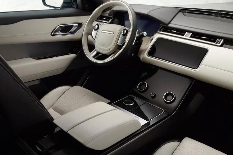 Land Rover Range Rover Velar SUV 5Dr 2.0 P400e PHEV 13.6kWh 404PS R-Dynamic HSE 5Dr Auto [Start Stop] inside view