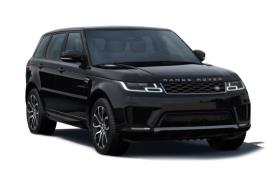 Land Rover Range Rover Sport SUV car leasing